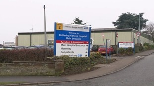 The hospital is asking patients to not attend A&E or other emergency services unless urgent