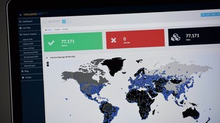 More than 70 countries are thought to have been affected by the ransomware bug