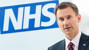Jeremy Hunt has been accused of ignoring warning signs the NHS was vulnerable to cyber attack