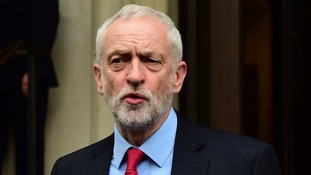 Jeremy Corbyn has criticsed the NHS cyber attackers.