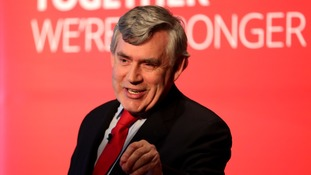 Gordon Brown: Poverty will be 'worse under Theresa May than Margaret Thatcher'