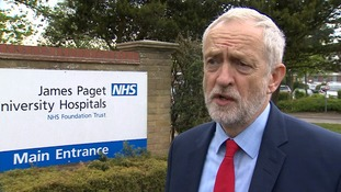 Jeremy Corbyn says warnings over cyber threat were ignored