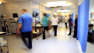 Forty-five NHS division were affected by the attack