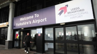 Leeds Bradford airport 'fully operational' after scare