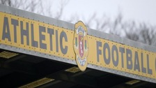 Annan Athletic fail to reach play-off finals