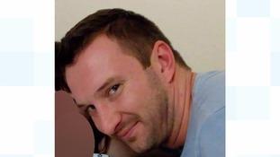 Adam Horlock who is missing in Essex.