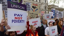 The pay cap was introduced in 2015 to great opposition