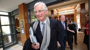 Michel Barnier, the EU's chief Brexit negotiator.