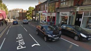 Park Row Bristol Google Earth