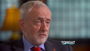 Jeremy Corbyn tells ITV Tonight: Freedom of movement will end with Brexit