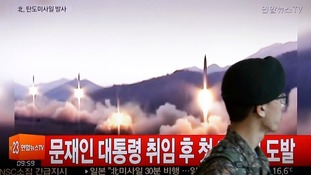 North Korea claims test of 'new long-range ballistic rocket'