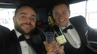 Ant and Dec scoop BAFTA gongs