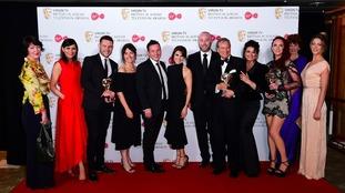 'We deserved it': Emmerdale wins best soap award at BAFTAs