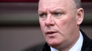 Swindon Town chase Mansfield boss Steve Evans