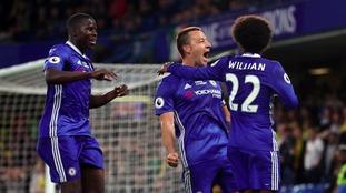 Premier League match report: Chelsea 4-3 Watford