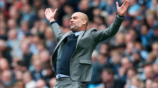 Pep: City results would've got me sacked at Barca