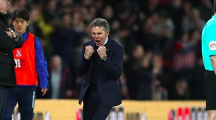 Speculation over future is 'strange' - Southampton boss Claude Puel