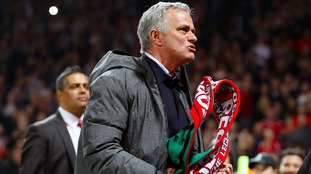 Jose Mourinho: 'Crazy' schedule impacting on Man United stars