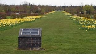The National Arboretum in Alrewas, Staffordshire