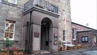 Alderney's Island Hall