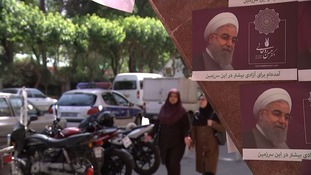 Many Iranians feel they have not seen the economic benefit of the nuclear deal with the West