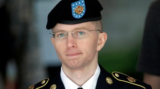 Chelsea Manning was known as Bradley before identifying as a woman.