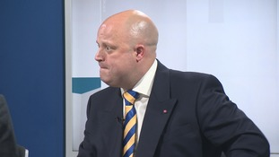 Pete Reeve from UKIP says his party would cut the foreign aid budget to allow more funds for the NHS.