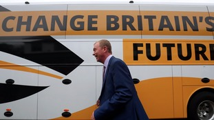 Tim Farron argues he wants the Liberal Democrats to become the main opposition.