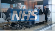 Politicians from the four main parties debated the NHS on ITV News Anglia.