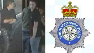 Police release CCTV footage of two men they would like to speak to following a serious assault in York.
