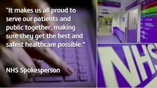 NHS thanks patients and staff for their support over cyber attack