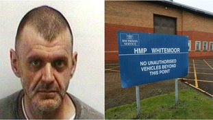Kevin McCarthy carried out the attack at HMP Whitemoor.