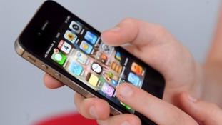 Smartphone children