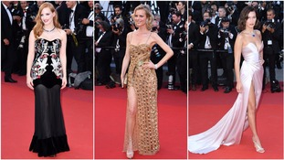 Cannes Film Festival opens with glittering gala led by A-list stars