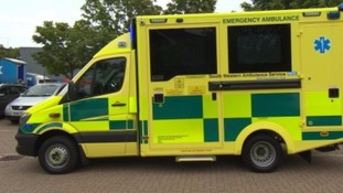 Ambulance service wants to thank hero first aider