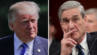 Could Donald Trump fire Robert Mueller from the role of special counsel?