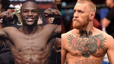 Mayweather and McGregor could be set for a fight in the boxing ring.