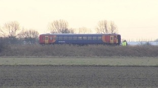 The incident happened at the Beech Hill crossing in Nottinghamshire
