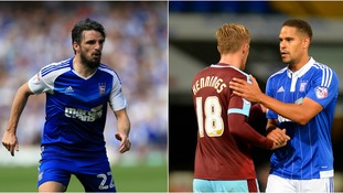 Douglas, Best and Coke among players released by Ipswich Town