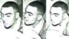CCTV picture of man