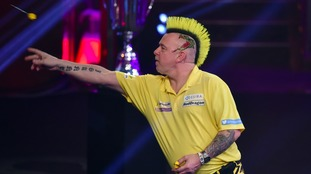 Peter Wright will be hoping he has a dream night at the O2.