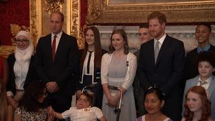 Royals Diana Awards