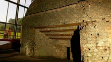 The Old Furnace at Coalbrookdale.