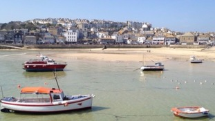 fishing boats near the shore