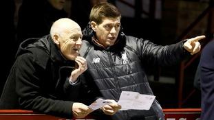 Jurgen Klopp says he will do all he can to help Steven Gerrard replace him as Liverpool boss