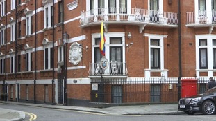 Julian Assange has living in Ecuador's embassy for nearly five years to avoid extradition.