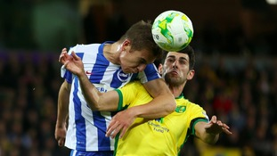 Norwich City to finish pre-season campaign at home to newly-promoted Brighton