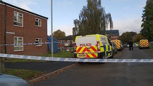 The flat in Bowers Avenue was being used to deal drugs.