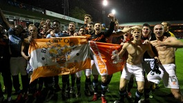 Last minute own goal ends Luton's Wembley dream