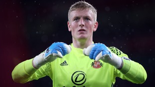 David Moyes warned Jordan Pickford's suitors that Sunderland will only consider offers of around £30m for the goalkeeper